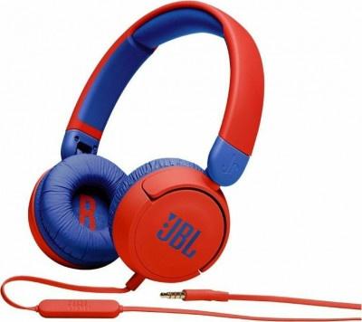 Παιδικά Headphones JBL JR 310 Blue-Red