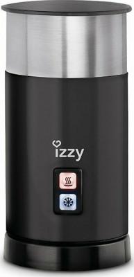 Συσκευή Για Αφρόγαλο Izzy IZ-6200 Black-Inox