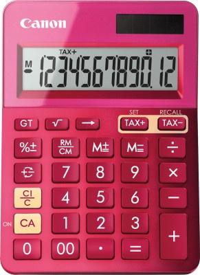 Αριθμομηχανή Canon LS-123KPK Pink