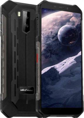 Smartphone Ulefone Armor X5 Pro 4GB/64GB DS Black