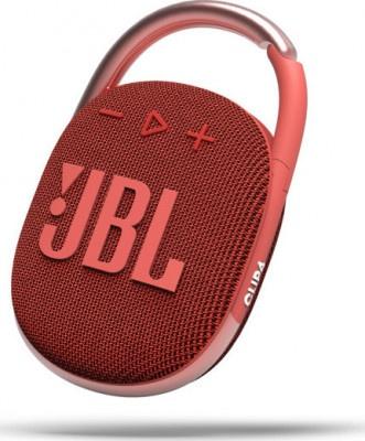 Ηχείο Bluetooth JBL Clip 4 Red