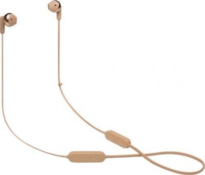 Bluetooth Neckband JBL Tune 215BT Gold