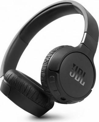 Headphones Bluetooth JBL Tune 660NC Μαύρο