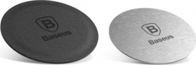 Magnetic Pads Baseus (x2) Iron ACDR-A0S Silver