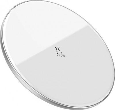 Φορτιστής Wireless Baseus Simple 15W WXJK-B02 White