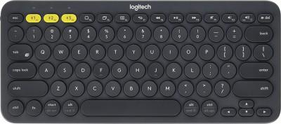 Πληκτρολόγιο Logitech Bluetooth K380 Dark Grey