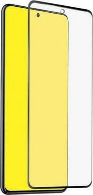 Screen Protector Glass SBS Samsung Galaxy A71/A72 Full Cover TESCRFCSAA71K Black