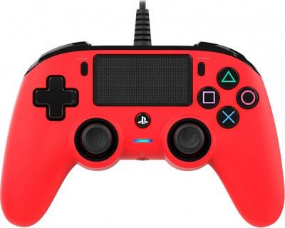 Controller Nacon PS4 Compact Red