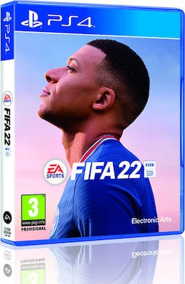 PS4 EA FIFA 2022