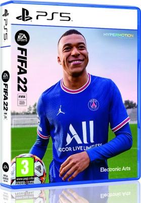 PS5 EA FIFA 2022