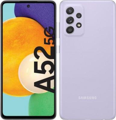 Smartphone Samsung Galaxy A52s 5G DS 8GB/256GB Violet