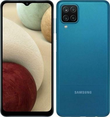 Smartphone Samsung Galaxy A12 4GB/128GB DS Blue