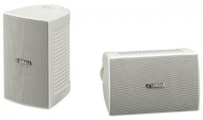 Speaker Set (2 pieces) Yamaha NS-AW194 White