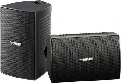 Speaker Set (2 pieces) Yamaha NS-AW194 Black