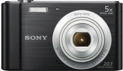 Camera Sony DSCW800B Black