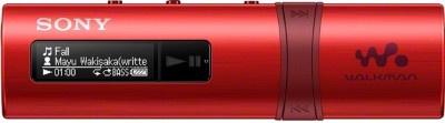 MP3 Player Sony 4GB NWZB183FR Red