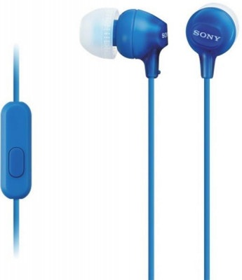 Handsfree Sony MDREX15APLI Blue