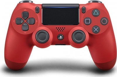 Controller Sony PS4 Dualshock V2 Red