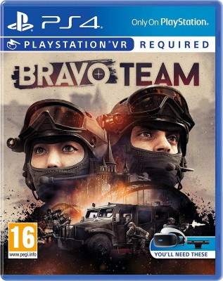 PS4 VR Bravo Team