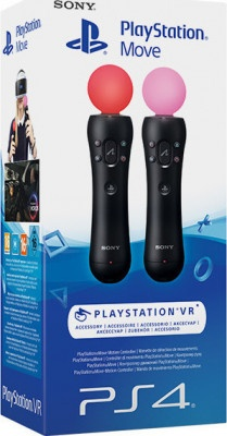 Move Twin Pack Sony PS4