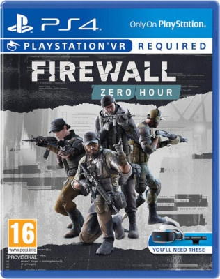 PS4 VR Firewall