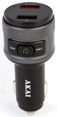 Car FM Transmitter Akai FMT-C57BT