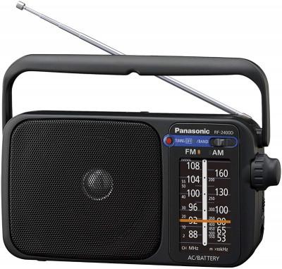 Ραδιόφωνο Αναλογικό Panasonic RF-2400DEG-K