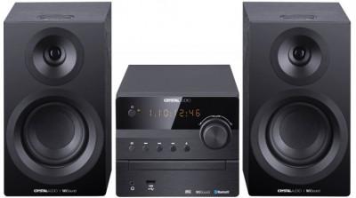 Sound System Crystal Audio Mini HIFI360B Black