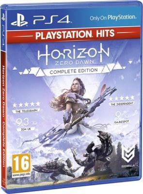 PS4 Horizon Zero Dawn Hits