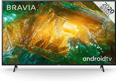 "TV Sony LED KE55XH8096BAEP 55"" Smart 4K"