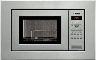 Φούρνος Μικροκυμάτων Εντοιχιζόμενος  με Grill Pitsos 17Lt MCB2405B