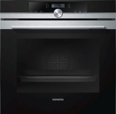 Φούρνος Εντοιχιζόμενος Siemens HB673GBS1 Inox