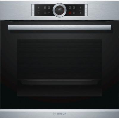 Φούρνος Εντοιχιζόμενος Bosch HBG632BS1 Inox