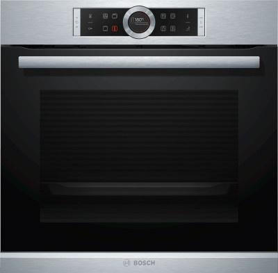 Wall-mounted Oven Bosch HBG655BS1 Inox