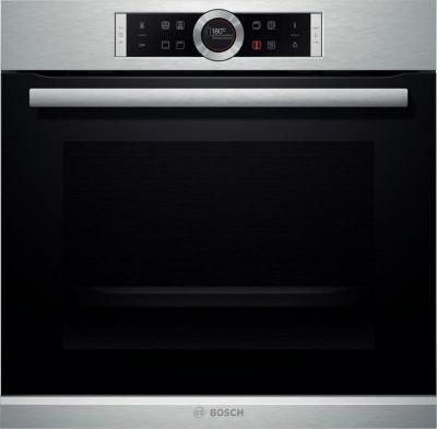 Φούρνος Εντοιχιζόμενος Bosch HBG634BS1 Inox