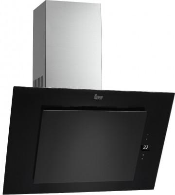 Απορροφητήρας Τζάκι Teka 90cm DVT-985 Ecopower Crystal-BLack (H.386.GLMA)