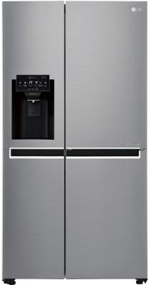 Ψυγείο LG 179x91 GSL760PZUZ Shiny