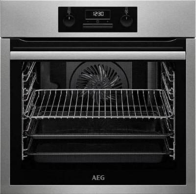 Φούρνος Εντοιχιζόμενος AEG BES331110M Inox