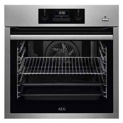 Φούρνος Εντοιχιζόμενος AEG BES351110M Ατμού Inox