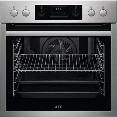 Κουζίνα Εντοιχιζόμενη AEG EES331110M Inox