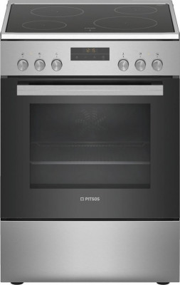 Ceramic Cooker Pitsos PHN139150 Inox