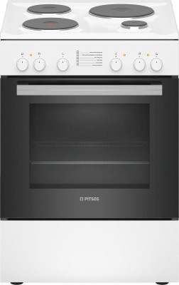 Κουζίνα Pitsos PHA005020 Λευκή