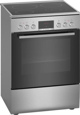Ceramic Cooker Bosch HKR39B150 Inox