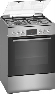 Κουζίνα Υγραερίου Bosch HXR390D50 Inox