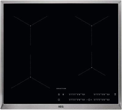Inductive Hob AEG IKB64431XB Autonomous