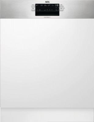 Πλυντήριο Πιάτων Εντοιχιζόμενο AEG 60cm FEE53670ZM Inox