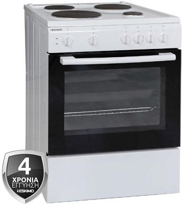 Κουζίνα Eskimo ES 4060 W