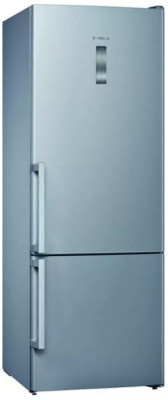 Refrigerator Pitsos 190x70 (Deep) PKNB56VLEP Titanium