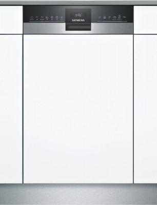 Πλυντήριο Πιάτων Εντοιχιζόμενο Siemens 45cm SR53HS76ME Inox (Wi-Fi)