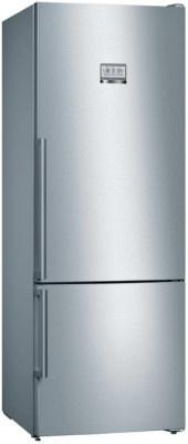Refrigerator Bosch 190x70 (Deep) KGF56PIDP Inox